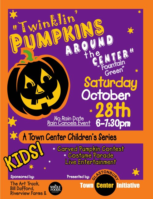 Twinklin Pumpkins Poster 10_4_16