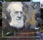 Gideon Welles Mural