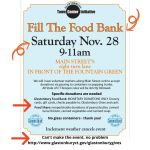 Fill the food bank11_28